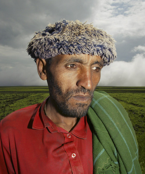 ETHIOPIA: Tigrai farmer : Gallery : photographs.chesterhiggins.com